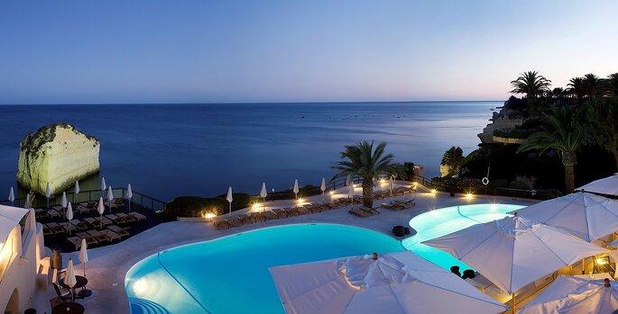Restaurante Terrace Grill - Vilalara Resorts
