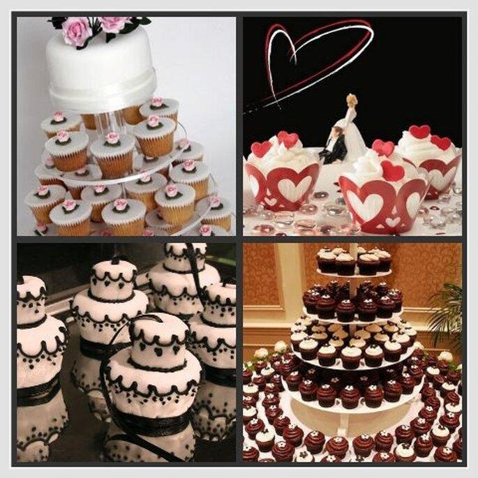 Nuevas tendencias en dulces para bodas