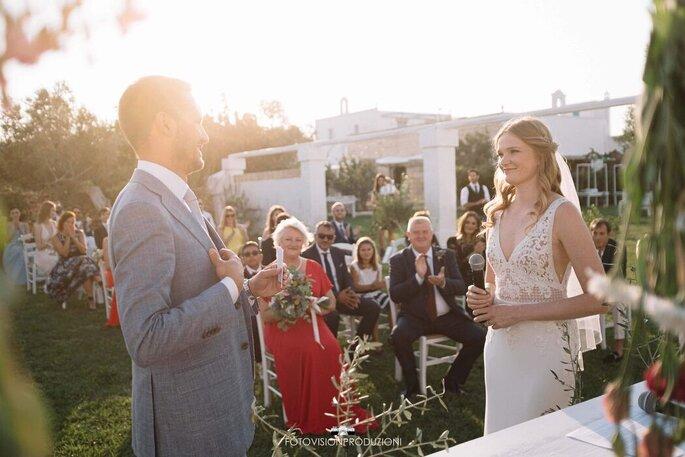 Masseria Fulcignano - Lieu de réception mariage - Italie