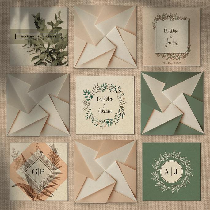 Origamoon, Invitaciones de boda Valencia