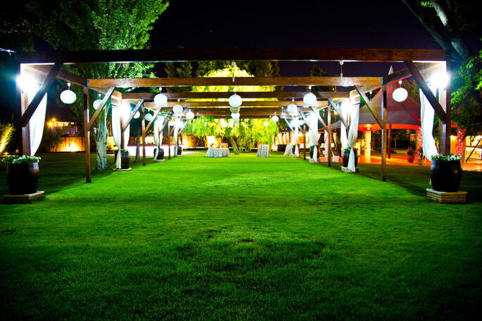 Espacio Eboli, Fincas bodas Madrid