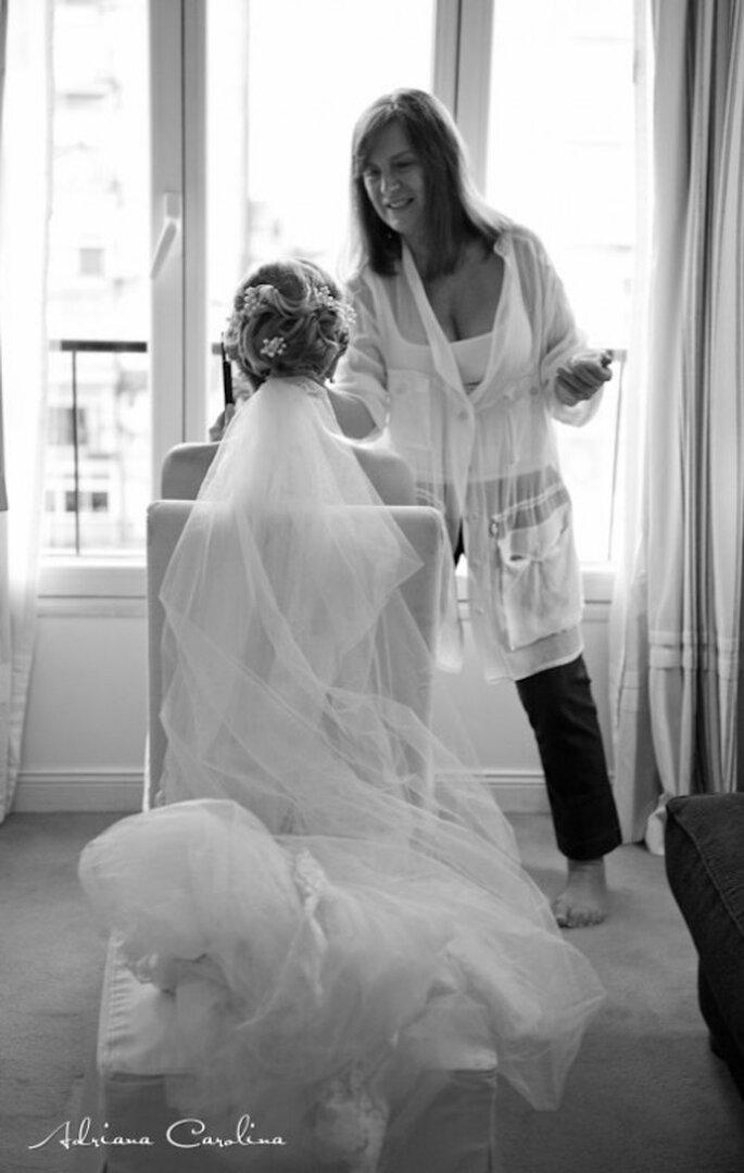 Hochzeitsreportagen halten besondere Momente fest – Foto: Adriana Carolina