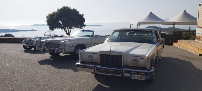 Shardana Classic - noleggio auto d'epoca