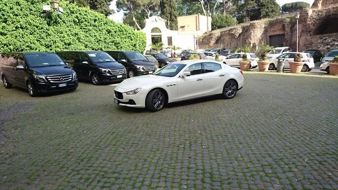 Rome Limo Rent