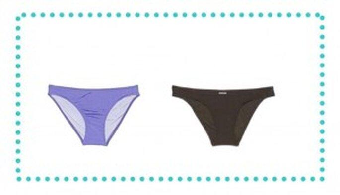 El bikini perfecto para tu luna de miel - caderas salientes