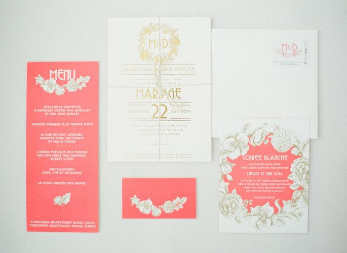 Los 9 mandamientos de las invitaciones de boda perfectas - Greg Finck