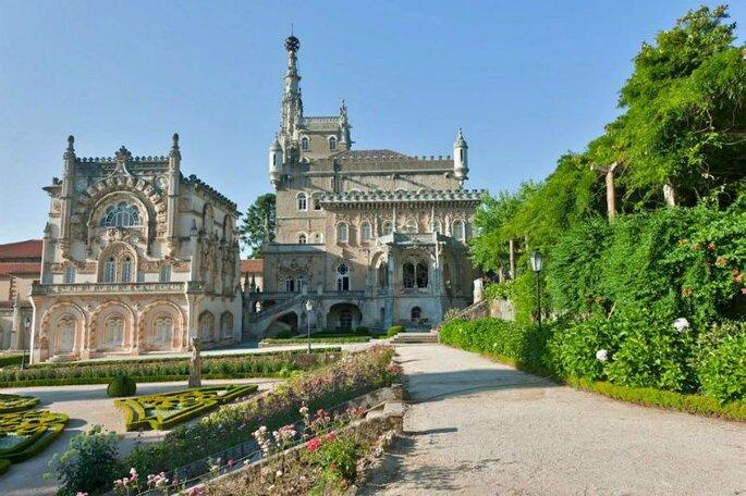 Palace Hotel do Bossaco