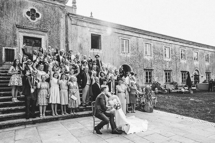 The Quinta - My Vintage Wedding