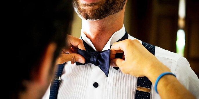 24cfd47968aa Come scegliere l abito da sposo in 5 passi
