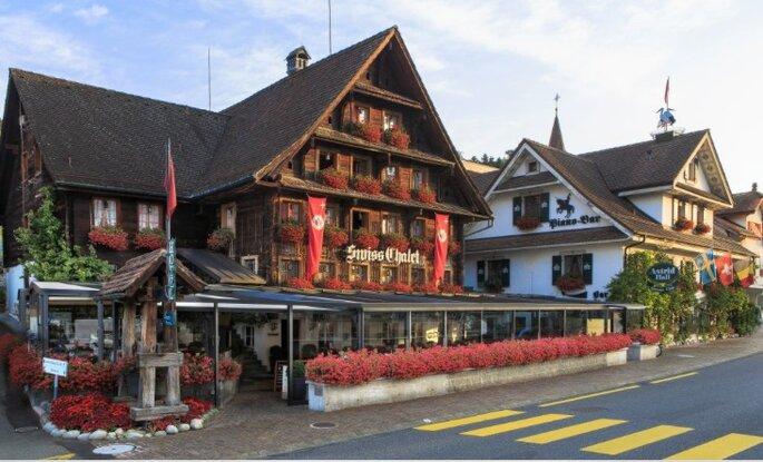 Swiss-Chalet Merlischachen
