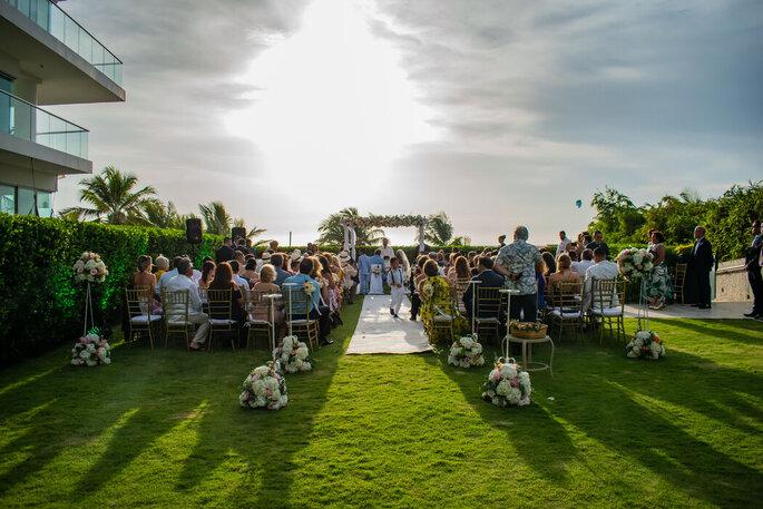 Holiday Inn Cartagena Morros boda al aire libre