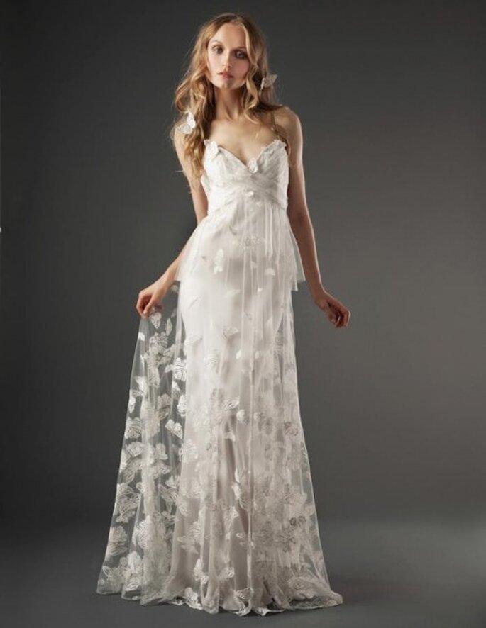 Diseño de Bodas y Eventos - Mariposas Blancas   Wedding