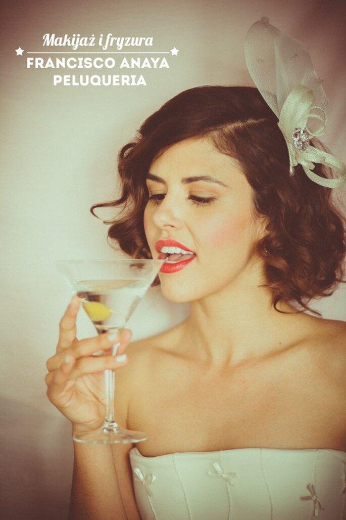 panna młoda martini