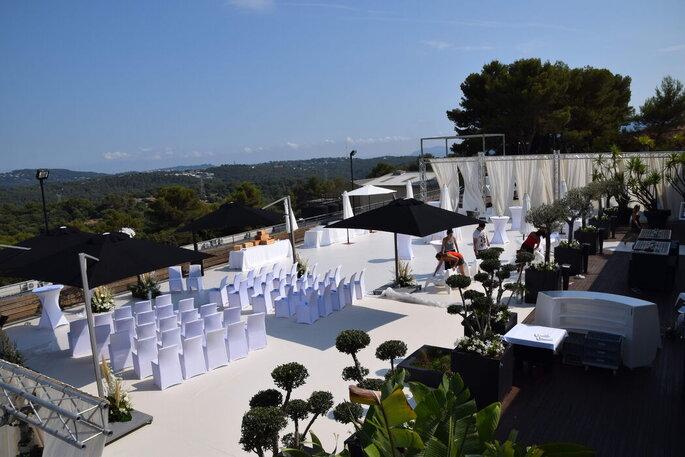 Le Cube Réceptions - Lieu de Réception mariage - Alpes-Maritimes (06)