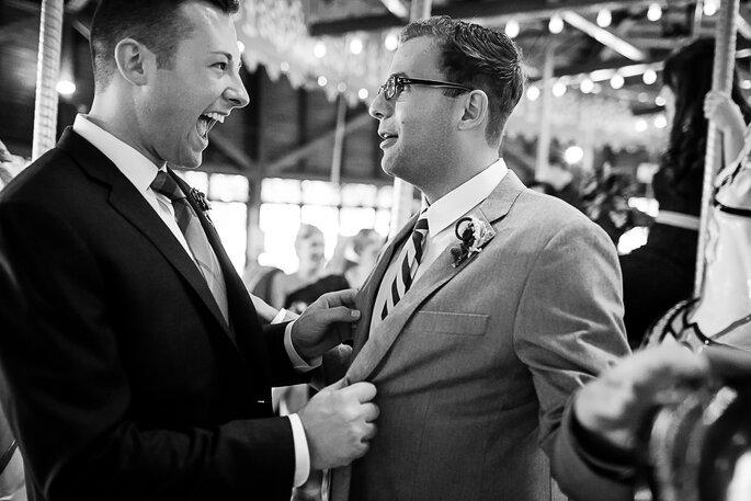 Chris + Dan´s Wedding, image: JAGstudios