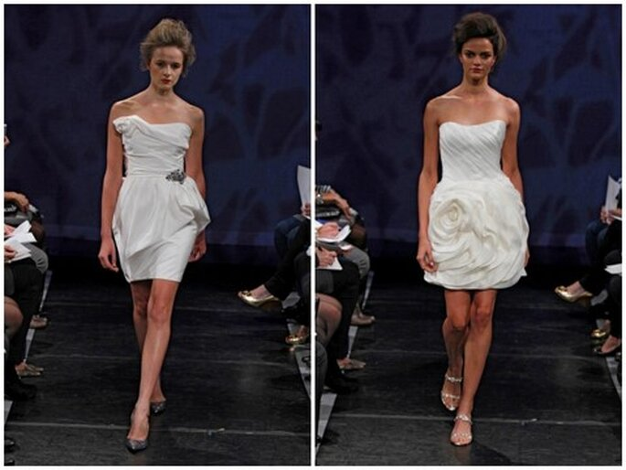 Rivini Short Wedding Dresses