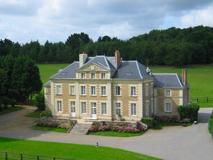 Château de la Poterie - Mariage - Loire - 44