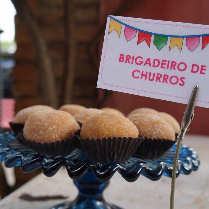 Brigadeiro Doceria & Café. Foto: divulgação