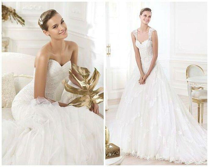 Les magnifiques modèles Pronovias 2014