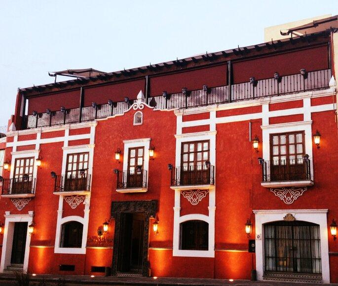 Hotel Boutique Casona María