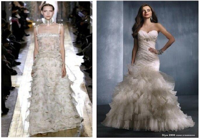 Wedding Dress Trends for 2012