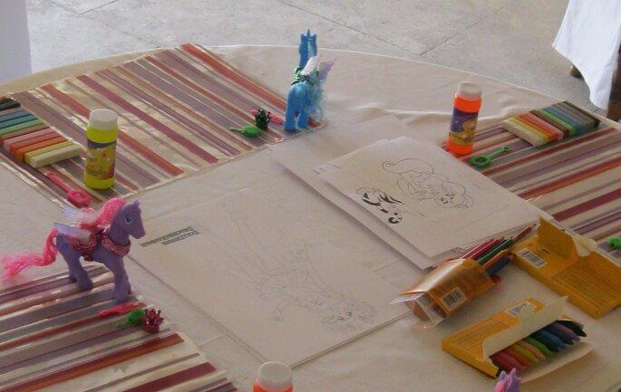 Jeux et activités pour les enfants : un point clé dans un mariage - Photo 1amour, 2perles