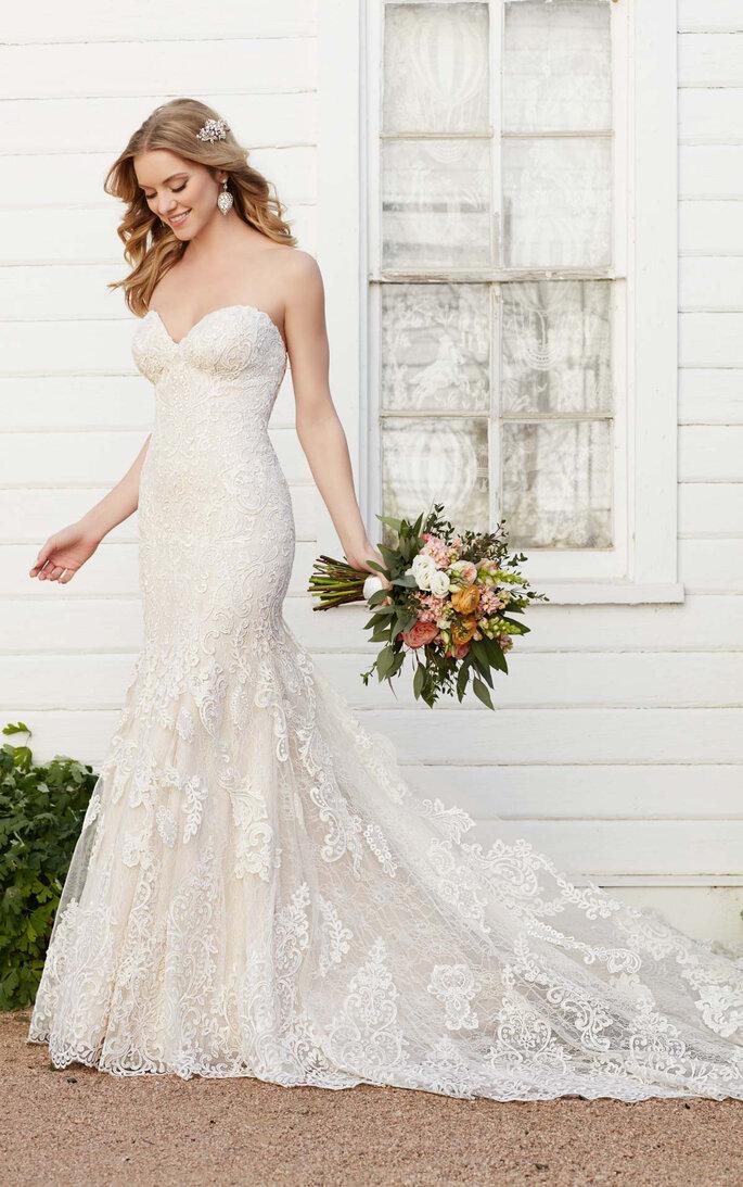 Vestidos de novia que no sean blancos