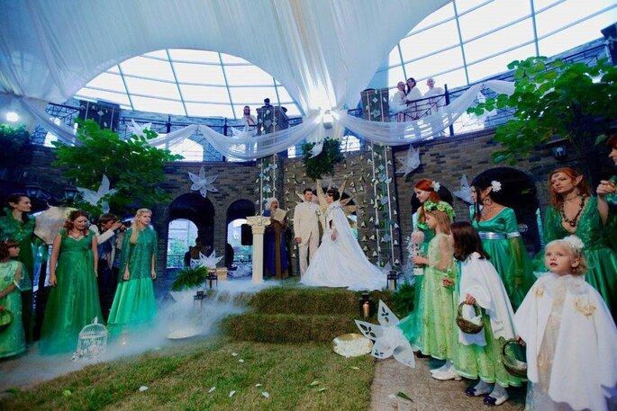 Свадебное агентство Лавка чудес ( Организатор Екатерина Акимова)