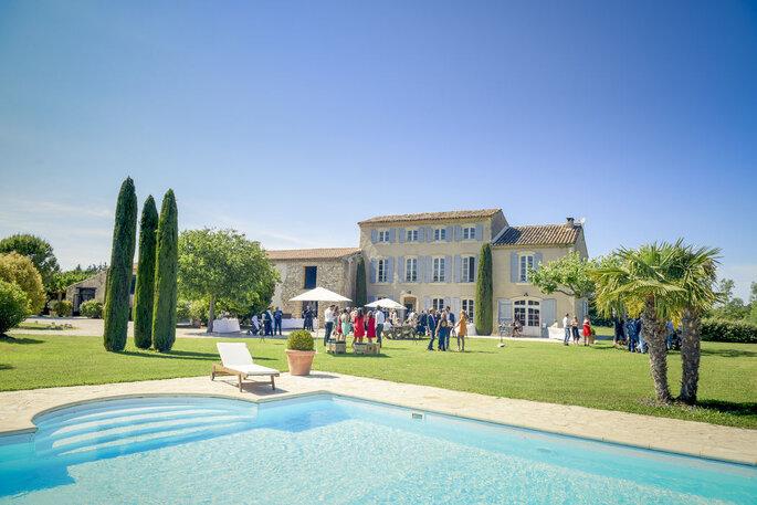 La Bastide des Barattes - Lieu de réception mariage - Provence