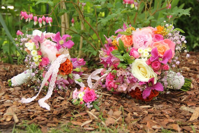 Die Blumentante