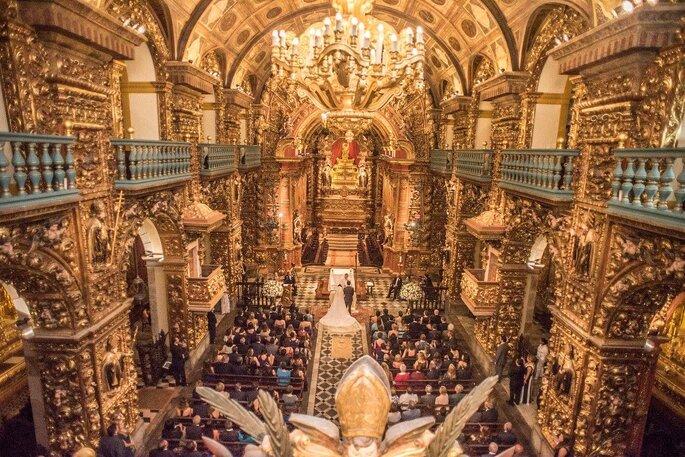 casamento mosteiro São Bento