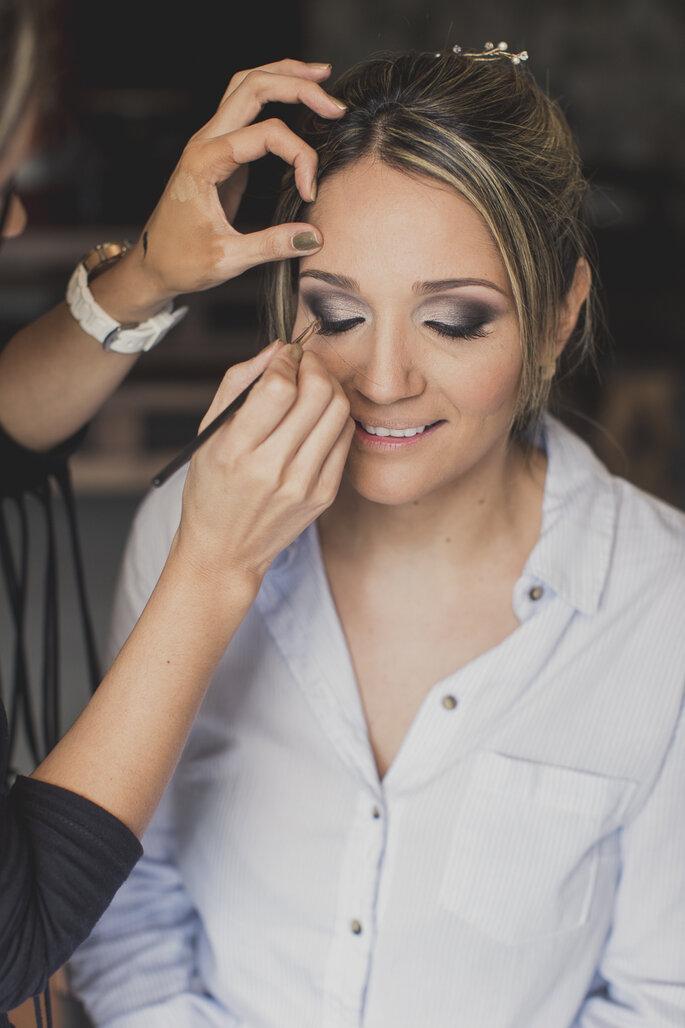 Moma Makeup artist by Moni Aristi
