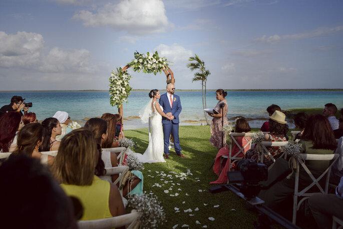 Paraiso Bacalar jardines para bodas Bacalar
