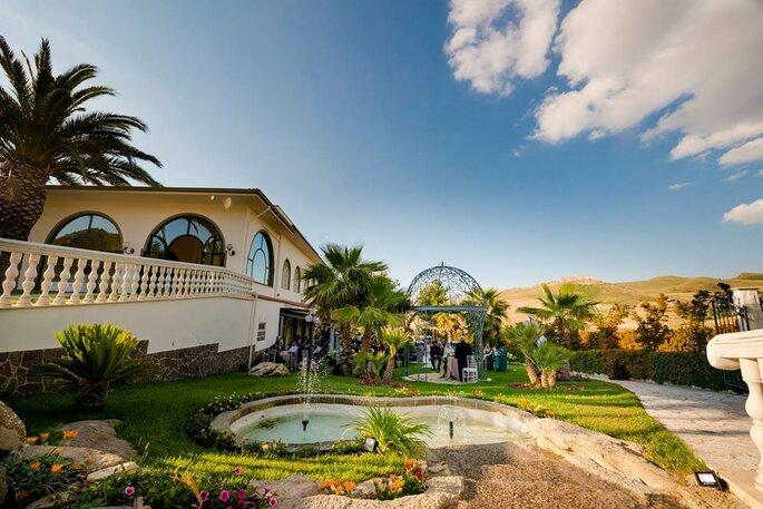 Mountain Palace La Schera