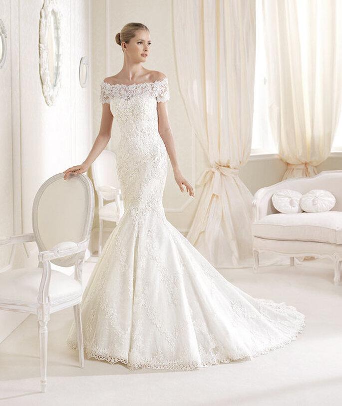 """Vestidos de novia 2014 colección """"Fashion"""" - Foto La Sposa"""