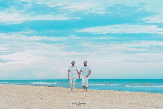 Bodas Gay México wedding planner México DF