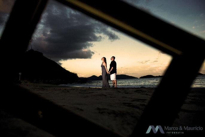Ensaios servem para aproximar noivos e fotógrafos e registrar cumplicidade entre o casal