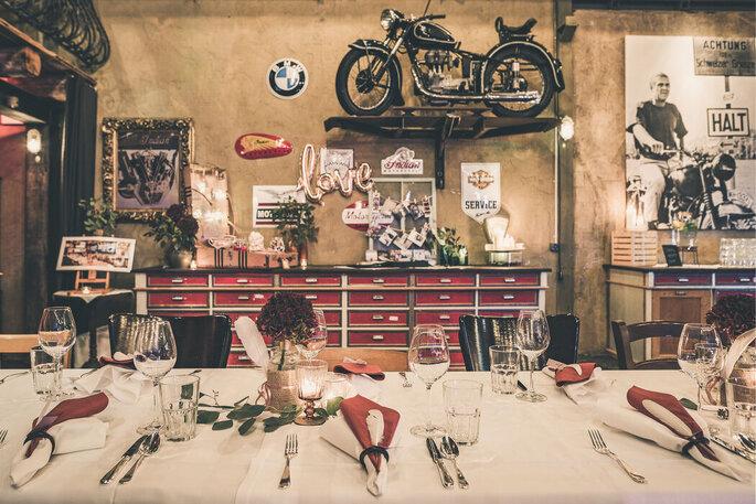 Hochzeitslocation Startklar Eventhalle