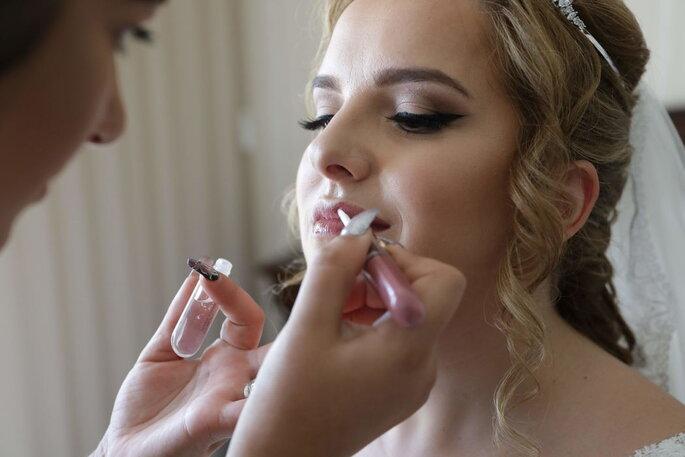 Noiva por Noémia Pereira Makeup