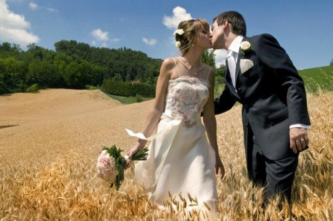 ¿Qué estación vas a escoger para tu boda? Foto: Mariages-Cards