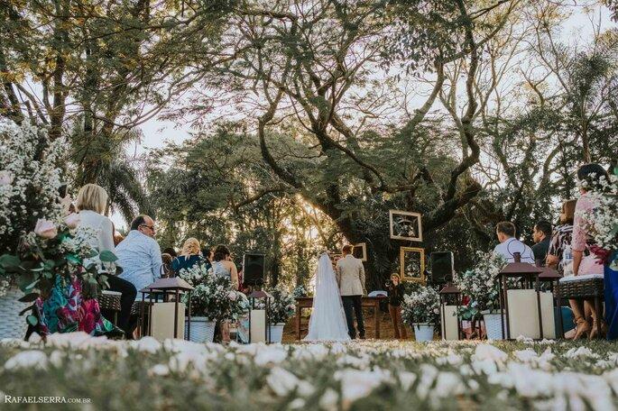 5 passos para encontrar o local do seu casamento