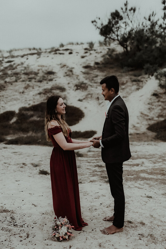 photo couple elopment