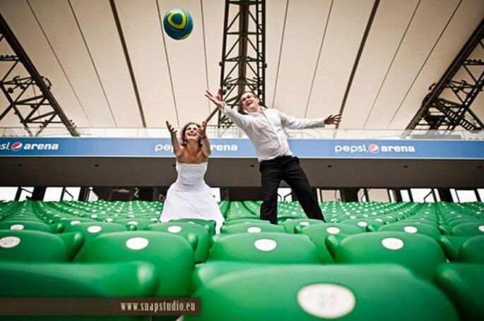 Matrimonio Tema Calcio : Europei di calcio …fai goal anche tu con un matrimonio