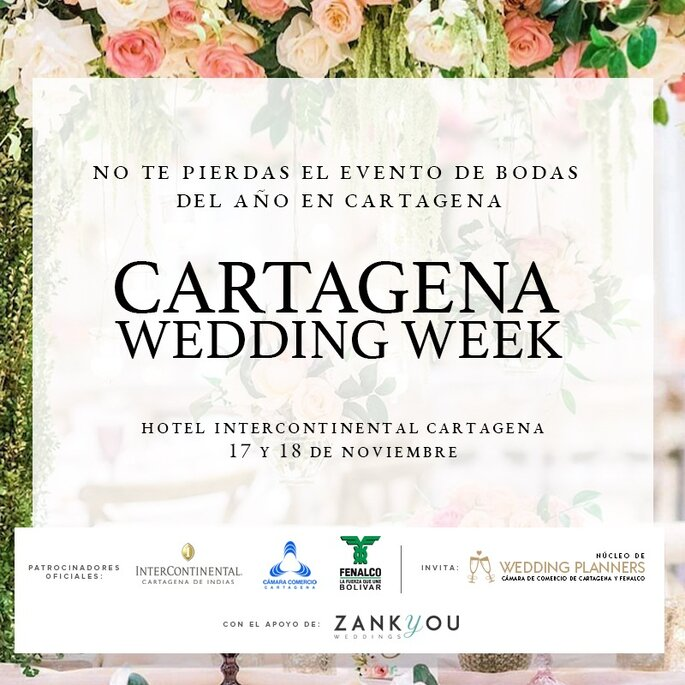 Cartagena Wedding Week