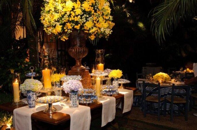 Decoración para bodas. Foto de Boutique 3.