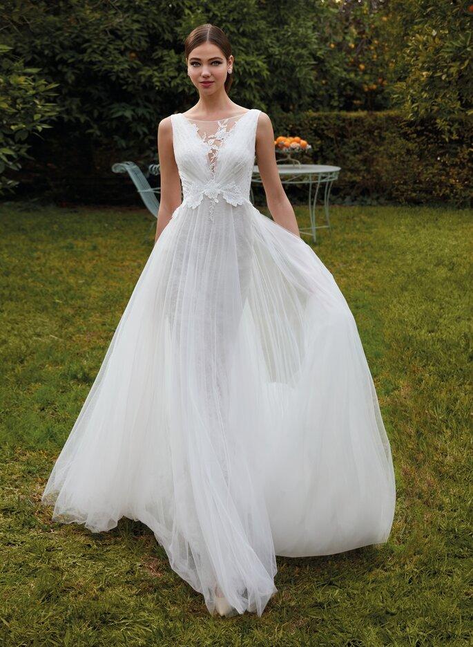 Valerio Luna vestidos de novia Madrid