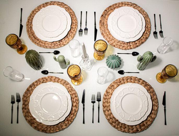 Tagliaferri Company Menaje y decoración para bodas