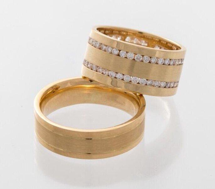 Alianças de casamento Allianceday
