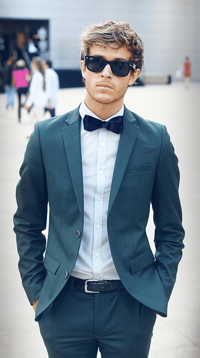 Foto vía I love men in suits