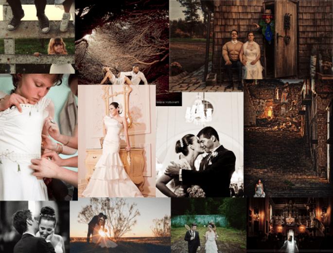 Concurso internacional mejor fotografía de bodas 2012